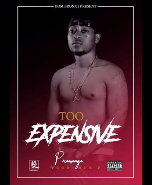 Photo of AUDIO: P Mawenge (P The Mc) – Too Expensive Verse | Download Mp3