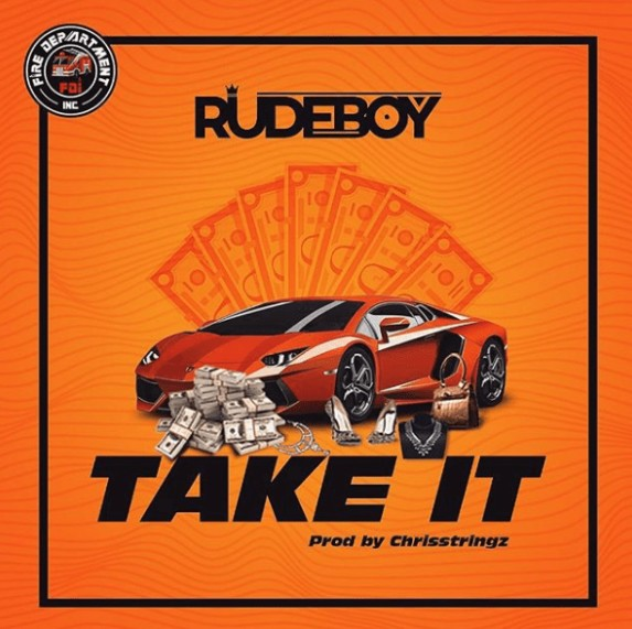 Photo of AUDIO | Rudeboy – Take It | Download mp3