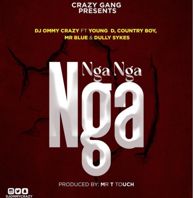 Photo of AUDIO: DJ Ommy Ft Mr Blue, Young Dee, Dully Sykes, Country Boy – Nga Nga Nga|Download mp3
