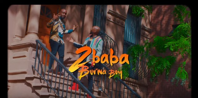 Photo of 2Baba Ft. Burna Boy – We Must Groove (VIDEO)