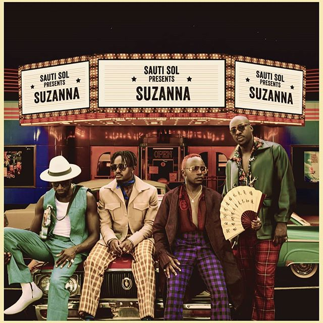 Photo of AUDIO: Sauti Sol – Suzanna | Download mp3