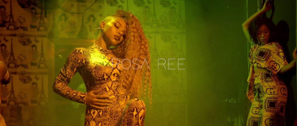 Photo of Rosa Ree – Balenciaga (VIDEO)