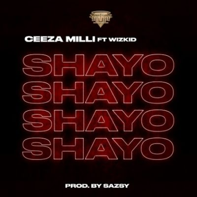 Photo of AUDIO: Ceeza Milli ft Wizkid – Shayo |Download mp3