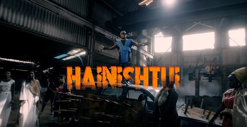 Photo of Harmonize – Hainishitui (VIDEO)
