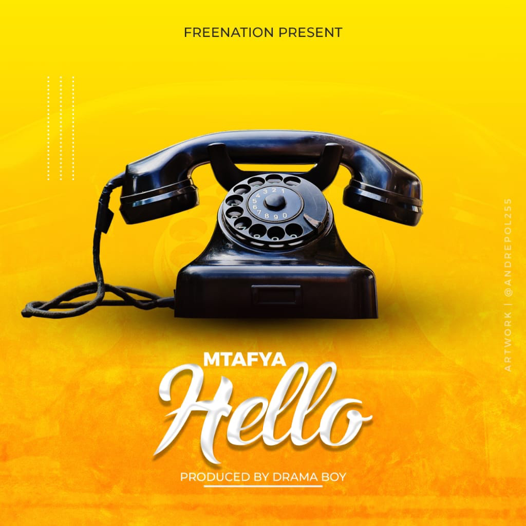 Photo of Mtafya – HELLO | Download Audio mp3