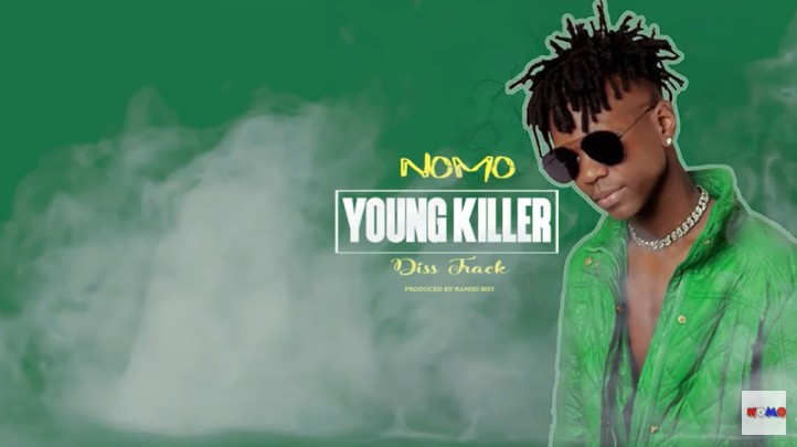 Photo of NoMo – YOUNGKILLER (diss track) (VIDEO)