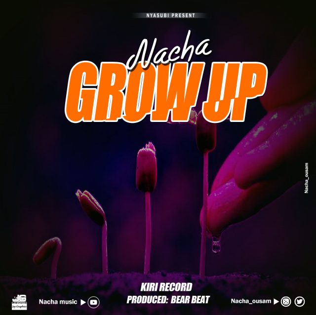 Photo of Nacha – Grow Up | Download Audio mp3