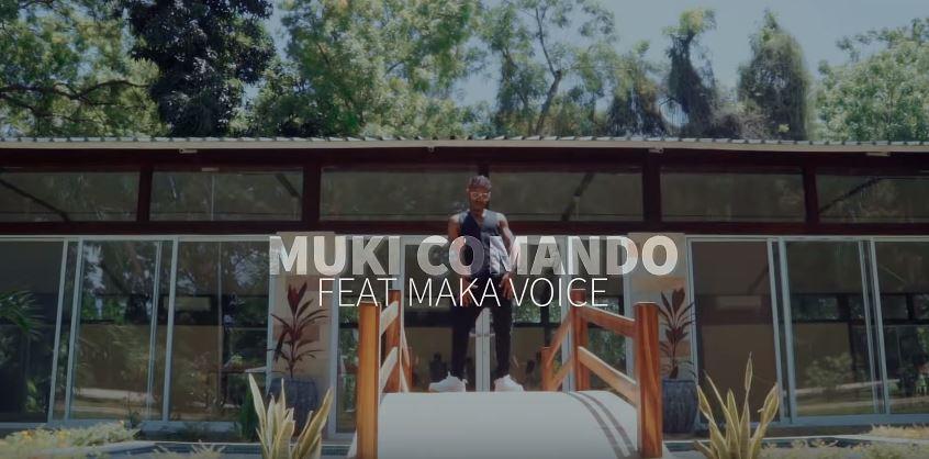 Photo of Muki Ft. Maka Voice – Nenepesha (VIDEO)