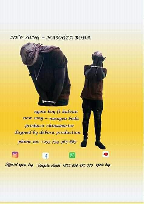 Photo of Ngote Boy ft Kulvan – Nasogea Boda | Download Audio Mp3