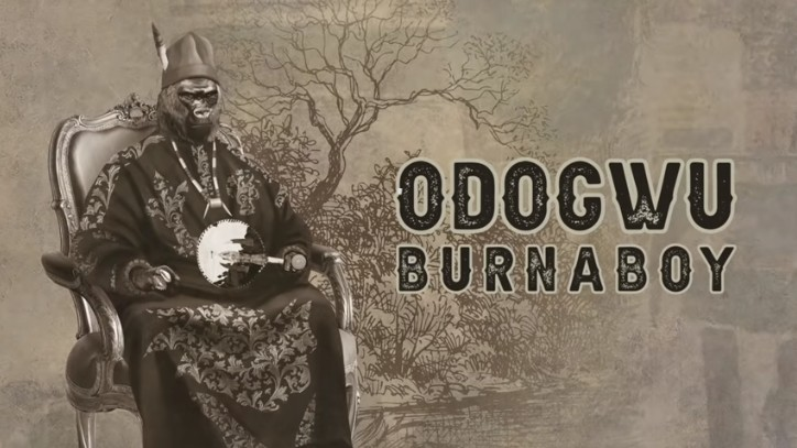 Photo of Burna Boy – Odogwu | Download Audio mp3