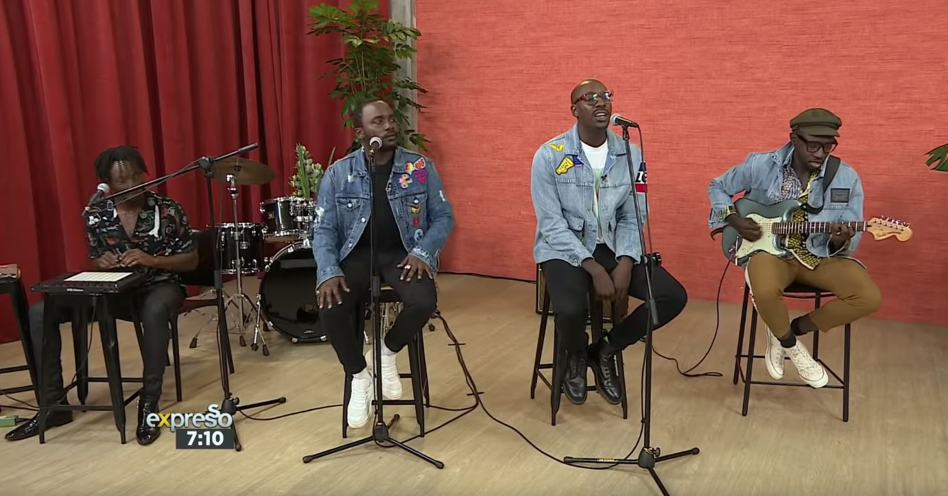 Photo of Sauti Sol – Suzanna Live on the Expresso Show (VIDEO)