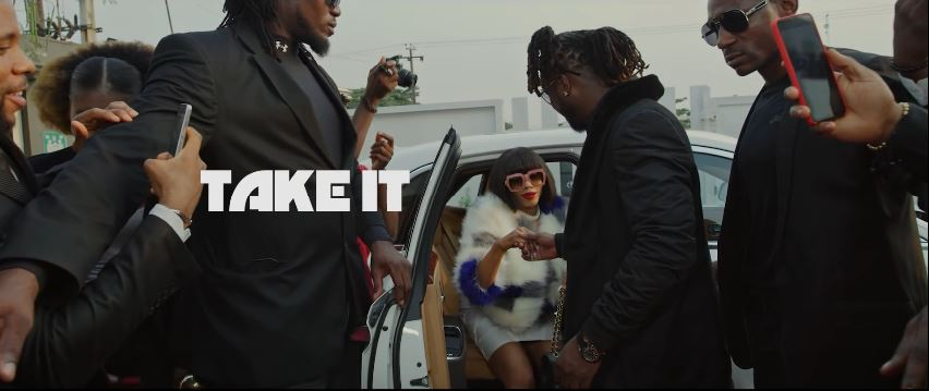 Photo of Rudeboy – Take It (VIDEO)