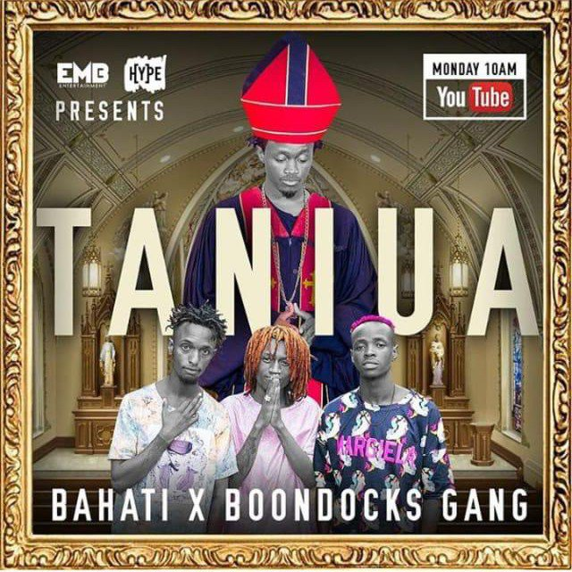 Photo of AUDIO: Bahati Ft Boondocks Gang – Taniua | Download Mp3