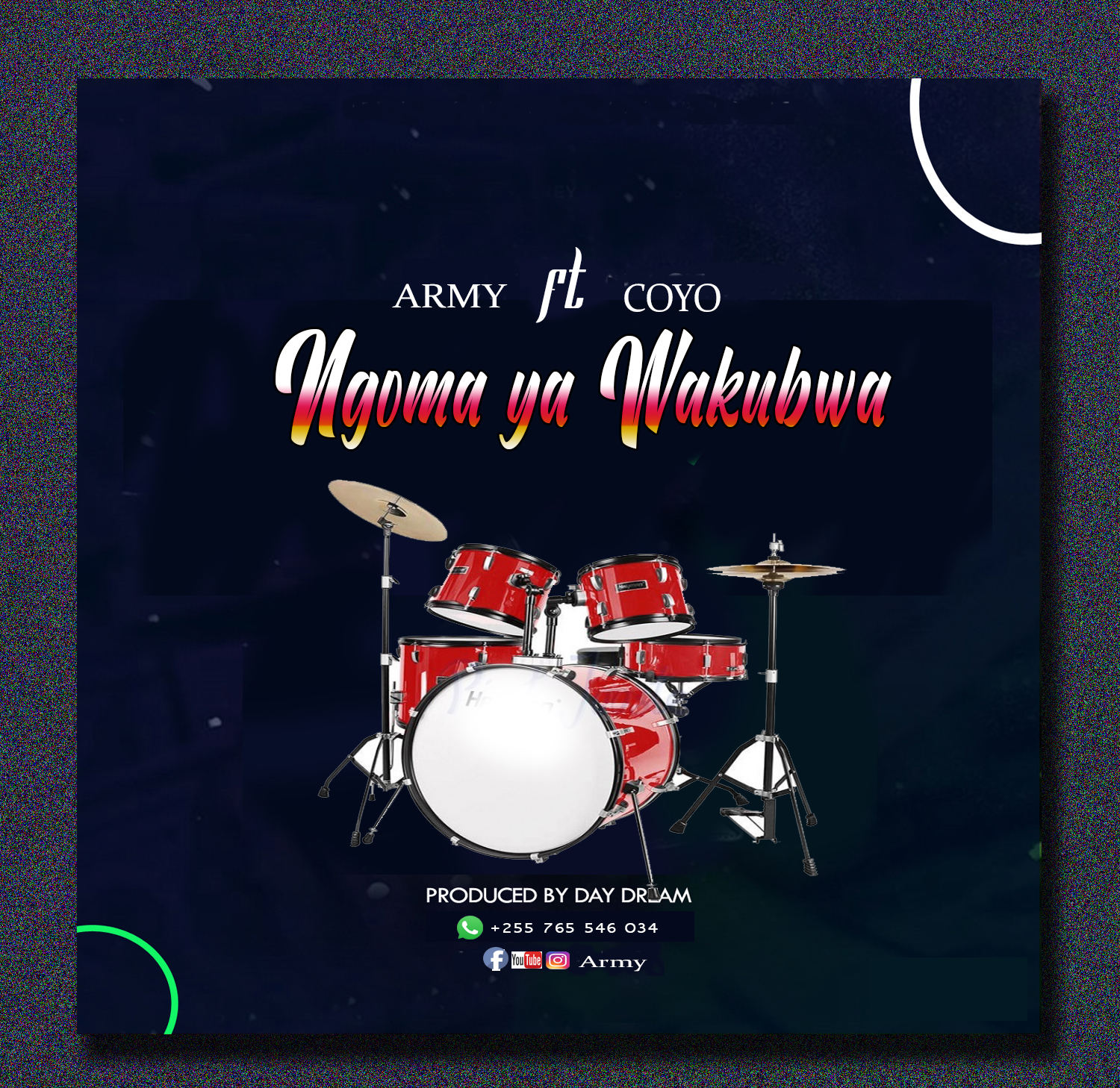 Photo of ARMY FT COYO – NGOMA YA WAKUBWA | Download Audio mp3