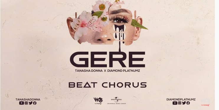 Photo of Tanasha X Diamond Platnumz – Gere (Beat Chorus)  |Download INSTRUMENTAL