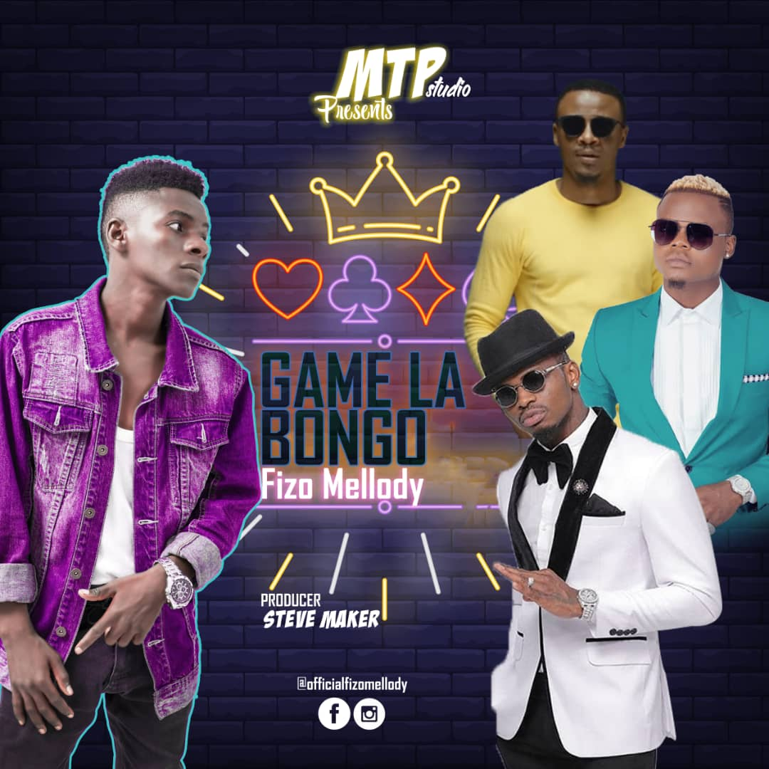 Photo of AUDIO: Fizo Mellody – Game La Bongo (Singeli) | Download Mp3