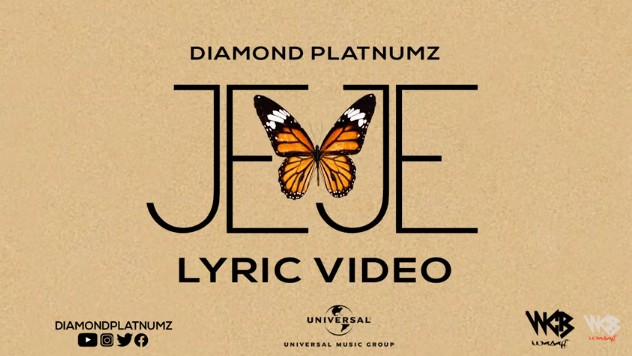 Photo of Diamond Platnumz – jeje lyrics (VIDEO)