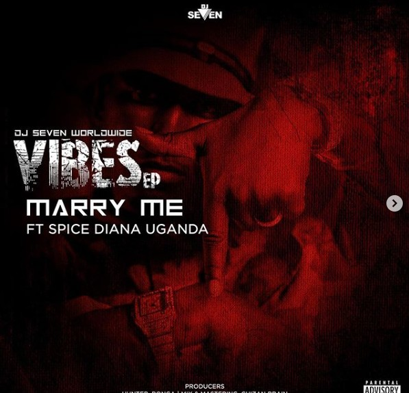 Photo of AUDIO: Dj Seven Ft Spice Diana – Marry Me |Download mp3