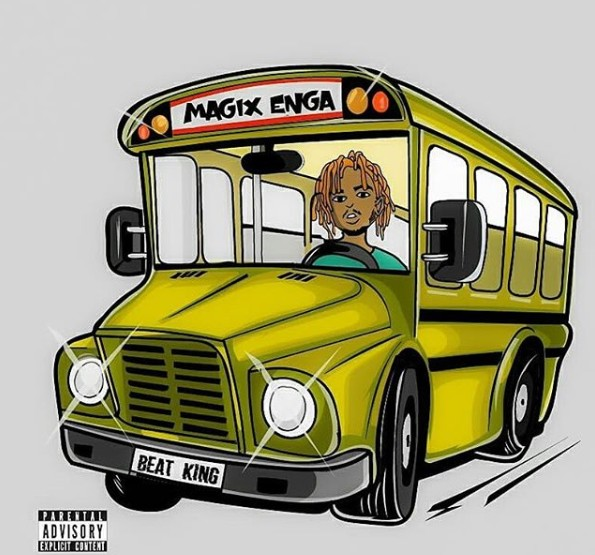 Photo of MAGIX ENGA – NAIROBI | Download Audio mp3