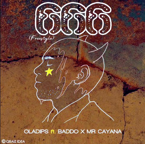 Photo of OlaDips ft. Olamide, Baddo, Mr Cayana – 666 (Freestyle) | Download Audio mp3