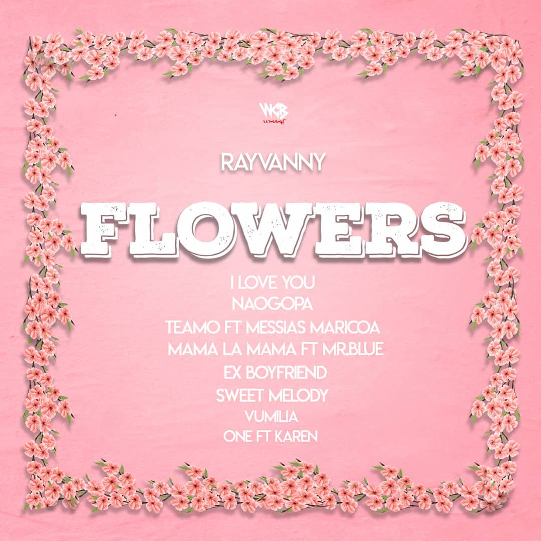 Photo of DOWNLOAD: Rayvanny – Flowers (Full EP)