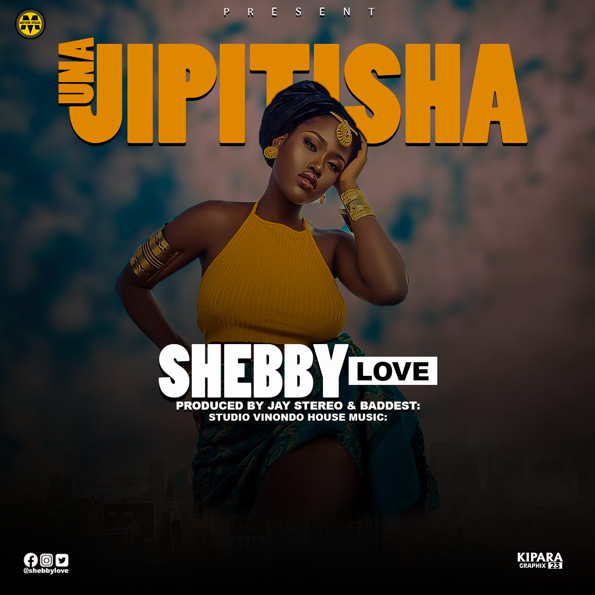 Photo of AUDIO: Shebby Love – UNAJIPITISHA | Download Mp3