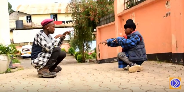 Photo of Goodluck Mwana Amos Ft. Chuga Comedy – Songa Mbele (VIDEO)