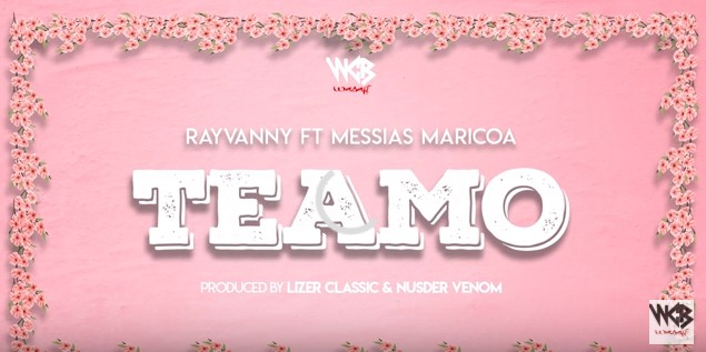 Photo of AUDIO: Rayvanny Ft Messias Maricoa – Teamo |Download mp3