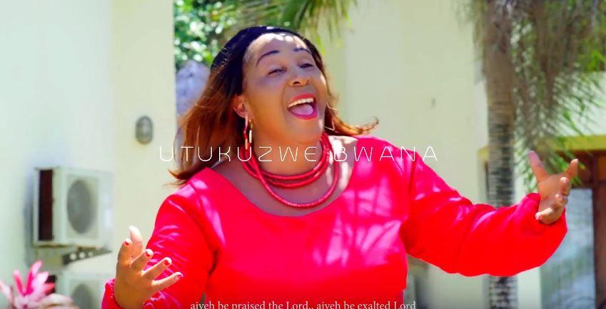 Photo of Martha Anton – Utukuzwe Bwana (VIDEO)