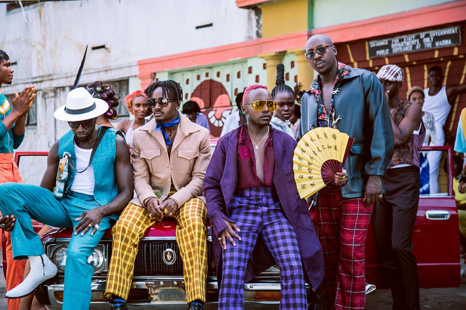 Photo of Sauti Sol – Suzanna (VIDEO)