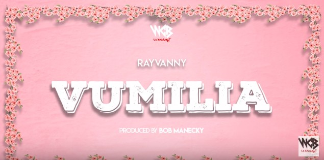 Photo of AUDIO: Rayvanny – Vumilia   Download mp3