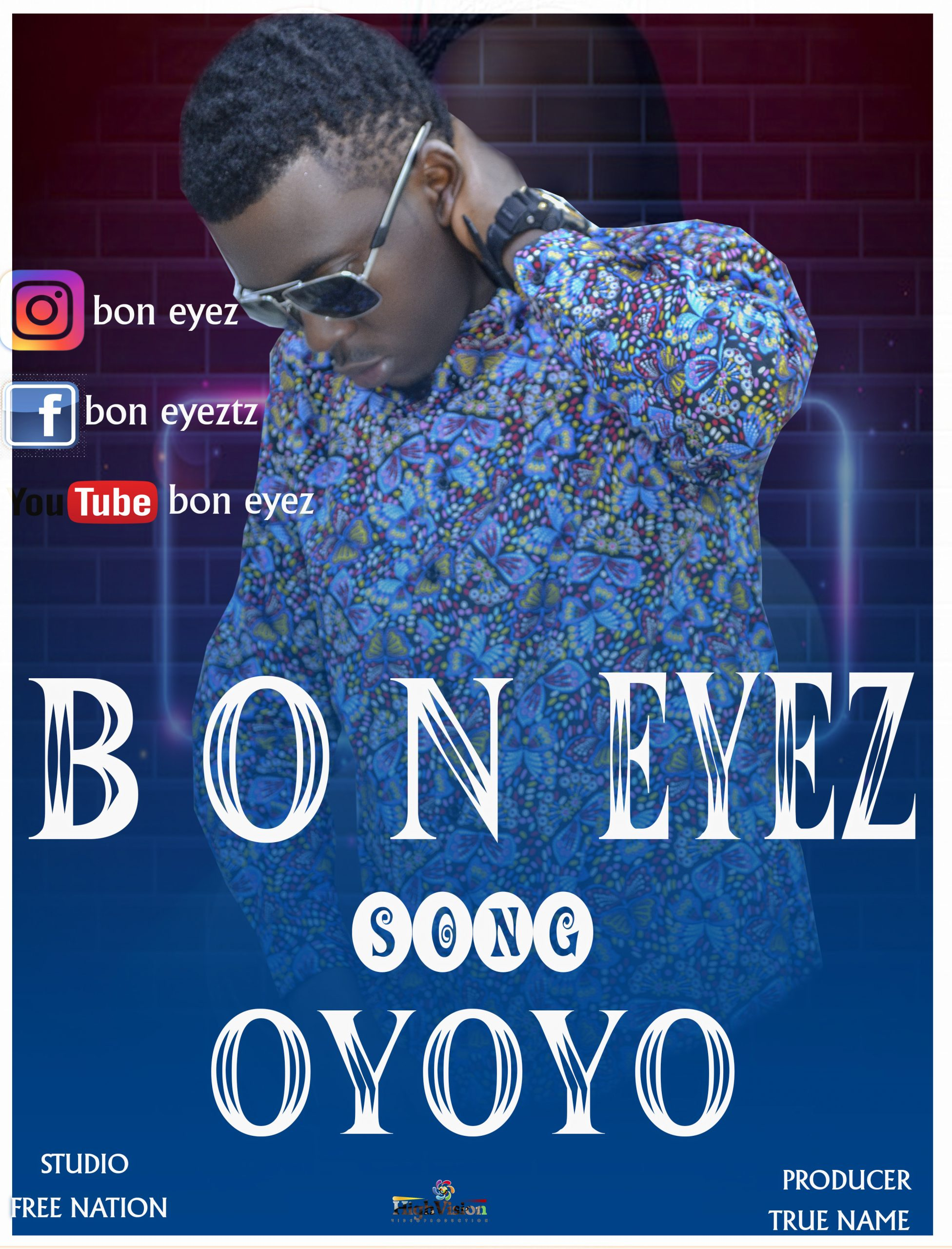 Photo of Bon Eyez – Oyoyo | Download Audio mp3