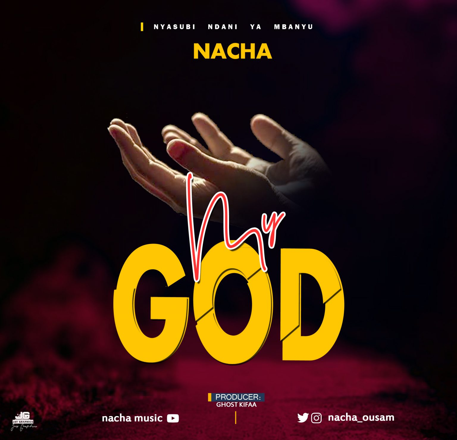 Photo of Nacha – My God | Download Audio mp3