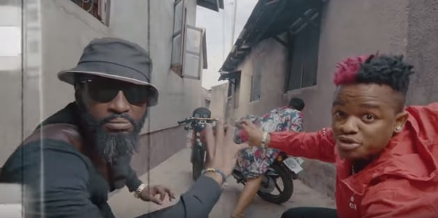 Photo of Director shaibu x Whozu – Buku Remix (VIDEO)
