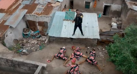Photo of Rayvanny ft Dulla makabila – MISS BUZA (VIDEO)