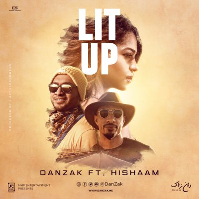 Photo of DanZak ft Hisham – Lit Up | Download Audio mp3