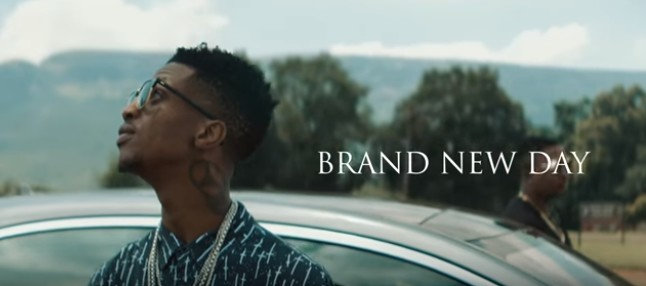 Photo of Emtee feat Lolli – Brand New Day (VIDEO)