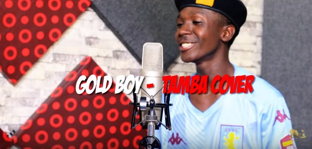 Photo of Mbosso – Tamba | Cover By Gold Boy (VIDEO)