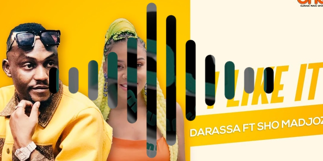 Photo of DARASSA x SHO MADJOZI – I LIKE IT (Beat) |Download INSTRUMENTAL