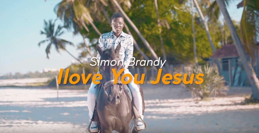 Photo of Simon brandy – Love You Jesus (VIDEO)