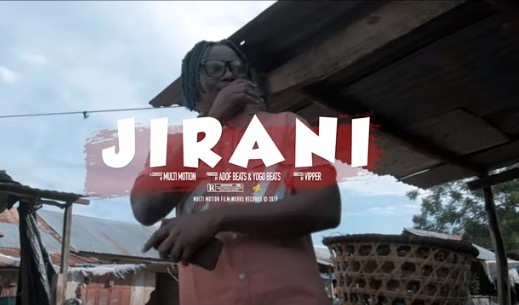 Photo of MANENGO FT BELLE9 – JIRANI (VIDEO)