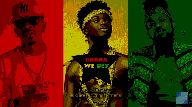 Photo of Kuami Eugene ft Shatta Wale & Samini – Ghana We Dey | Download Audio mp3