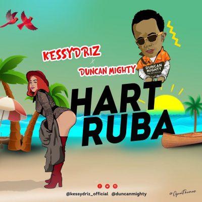 Photo of KessyDriz ft Duncan Mighty – Hart Ruba | Download Audio mp3