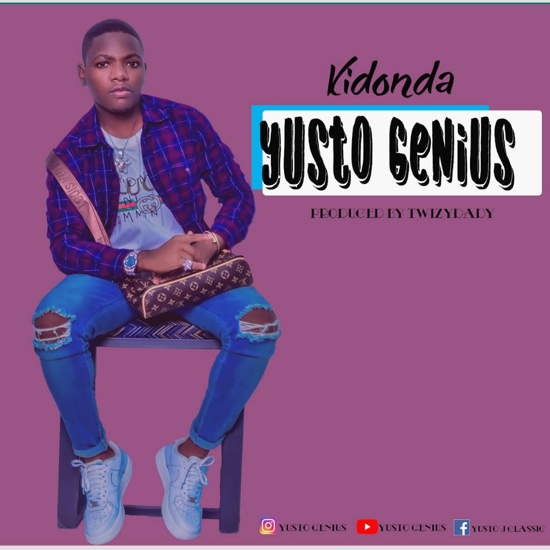 Photo of Yusto Genius – Kidonda | Download Audio Mp3