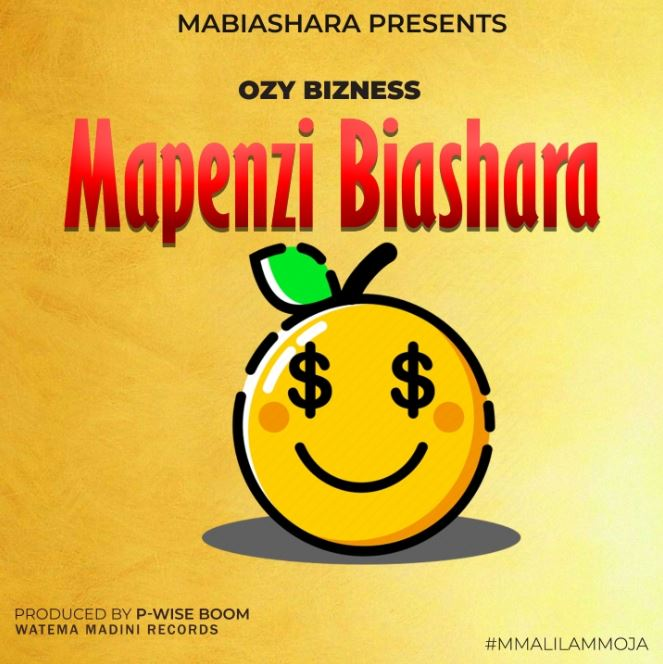 Photo of Ozy Bizness – Mapenzi Biashara (Singeli) | Download Audio Mp3