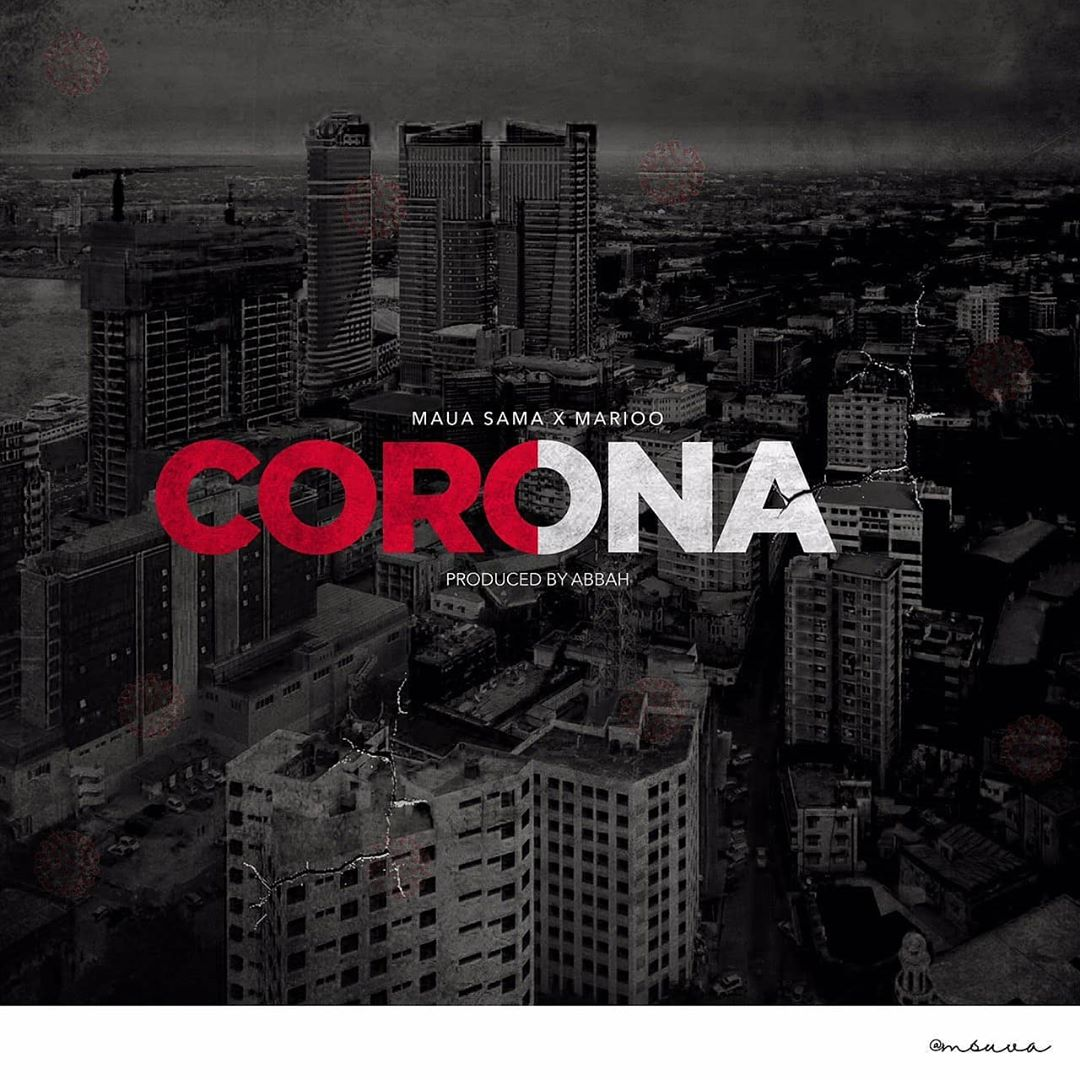 Photo of Maua Sama x Marioo – CORONA | Download Audio mp3