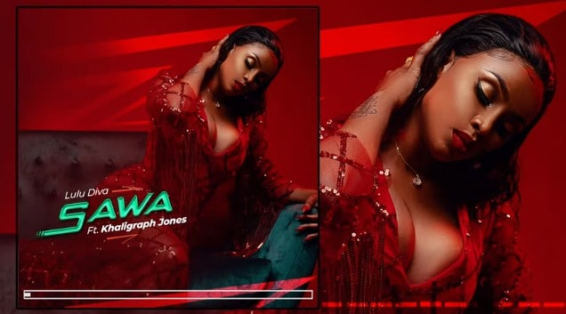 Photo of Lulu Diva Ft Khaligraph Jones – Sawa | Download Audio mp3