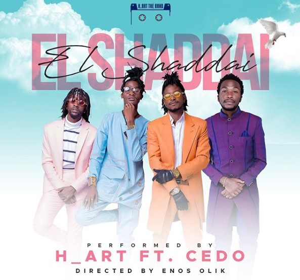 Photo of H_ART THE BAND ft. CEDO – EL SHADDAI | Download Audio mp3