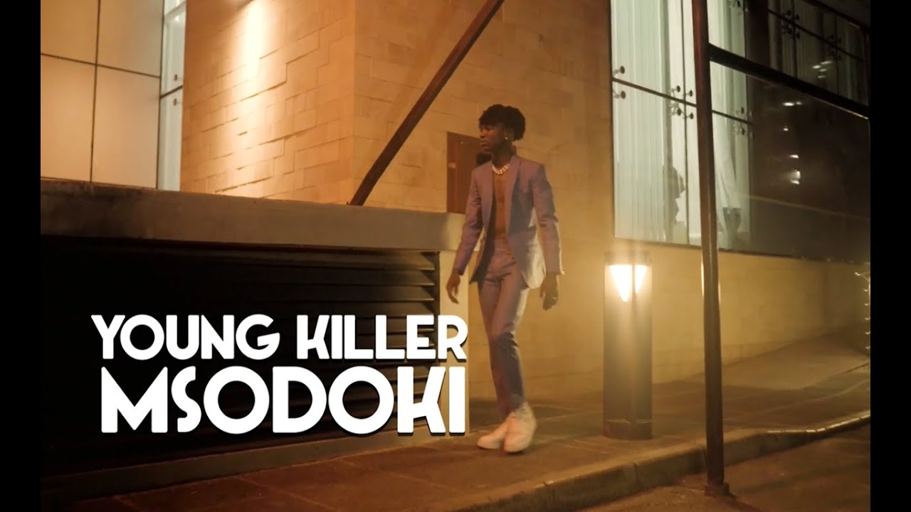 Photo of Young Killer Msodoki – Sinaga Swagger 4 (VIDEO)