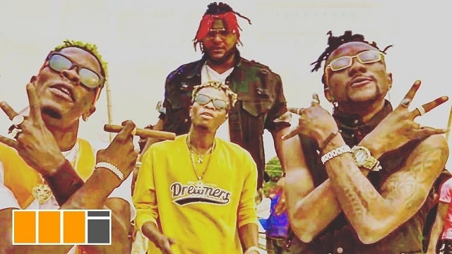 Photo of Shatta Wale Ft. Militants – Chacha (VIDEO)